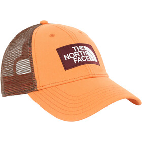 The North Face Mudder Trucker Hat Picante Red